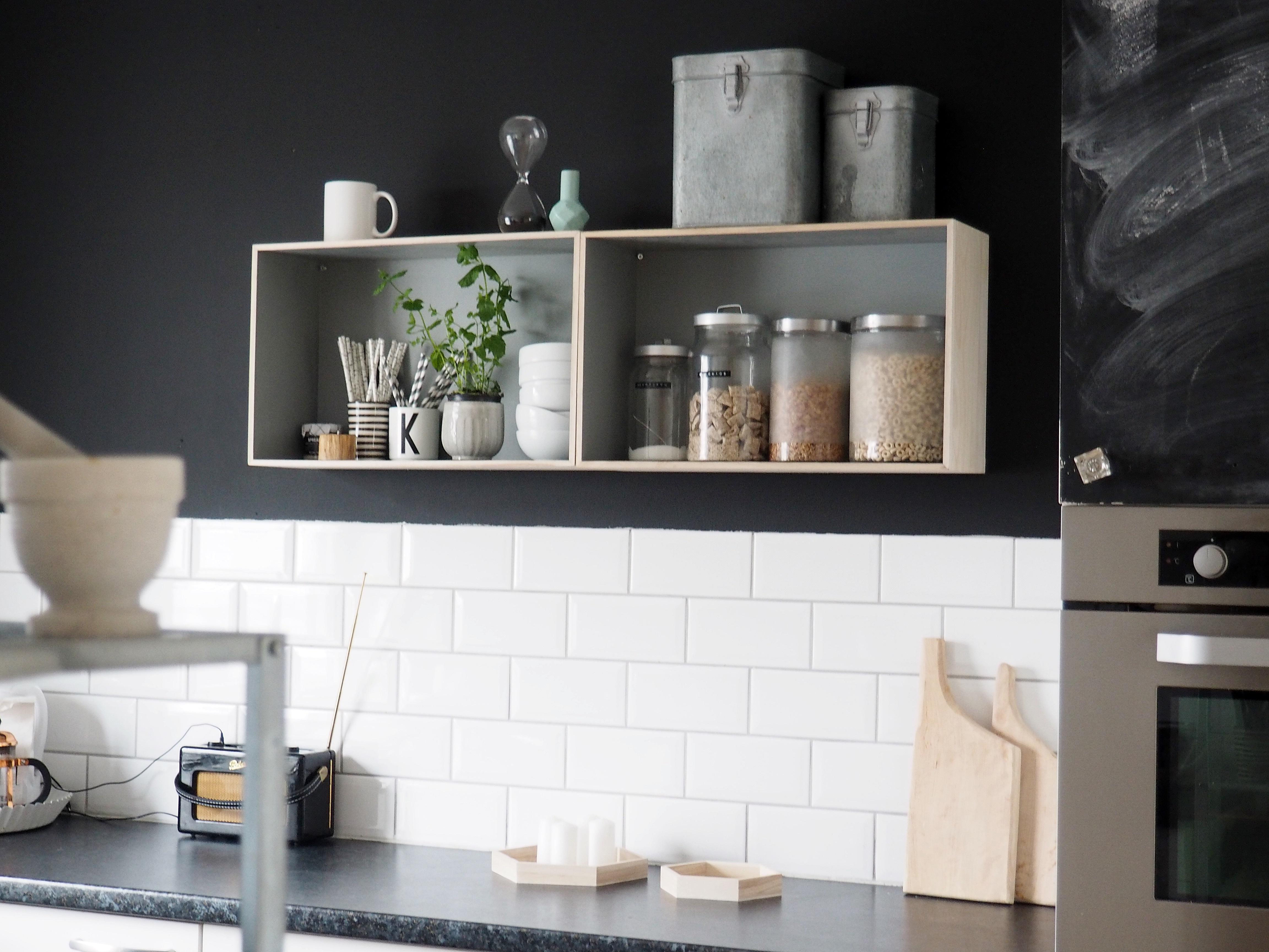 Nytt Kjøkkenet før/etter – Silje Husebø QX-78