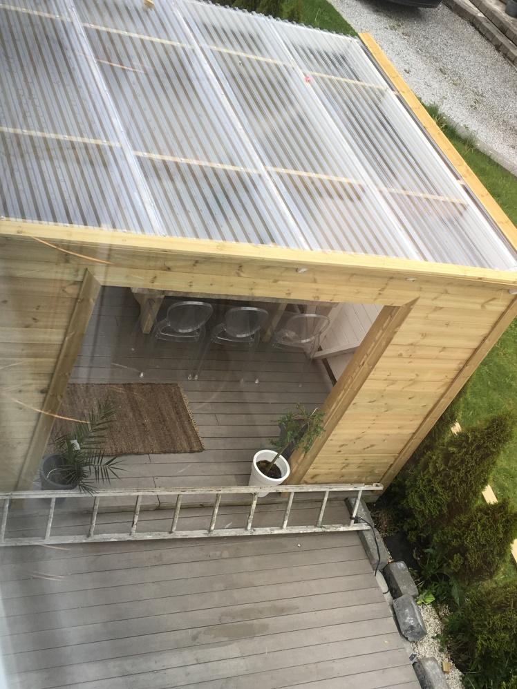 Prosjekt terrasse – silje husebø